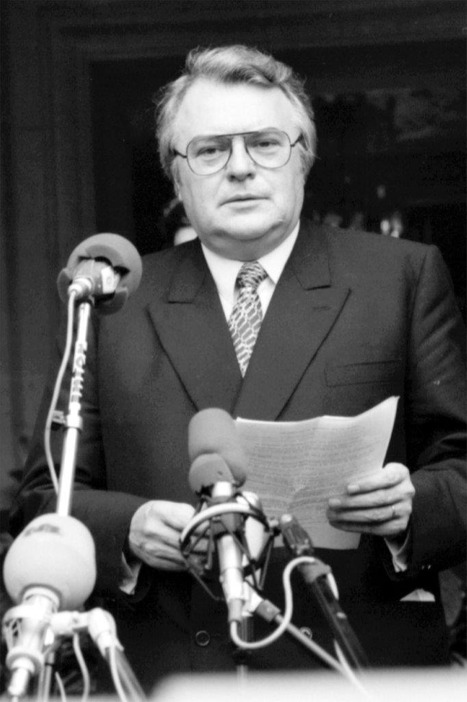 Pierre Mauroy première allocution de premier ministre